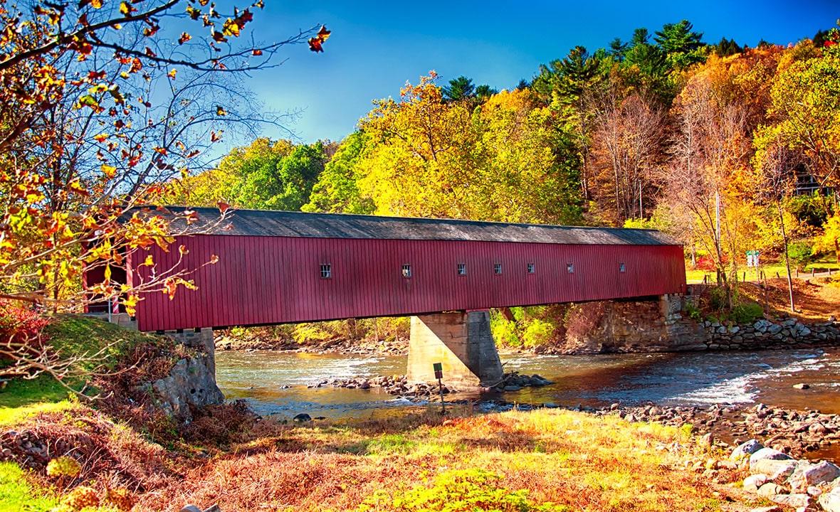 Connecticut Houstanic River