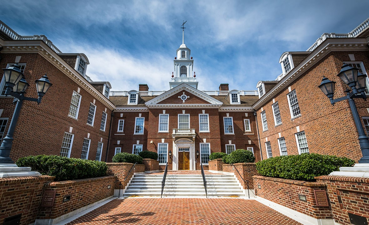 Delaware Capitol Building
