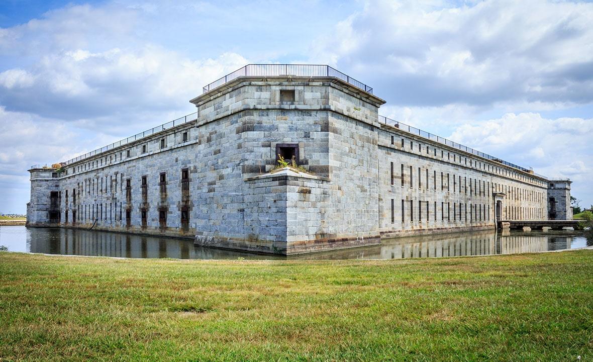 Delaware Fort