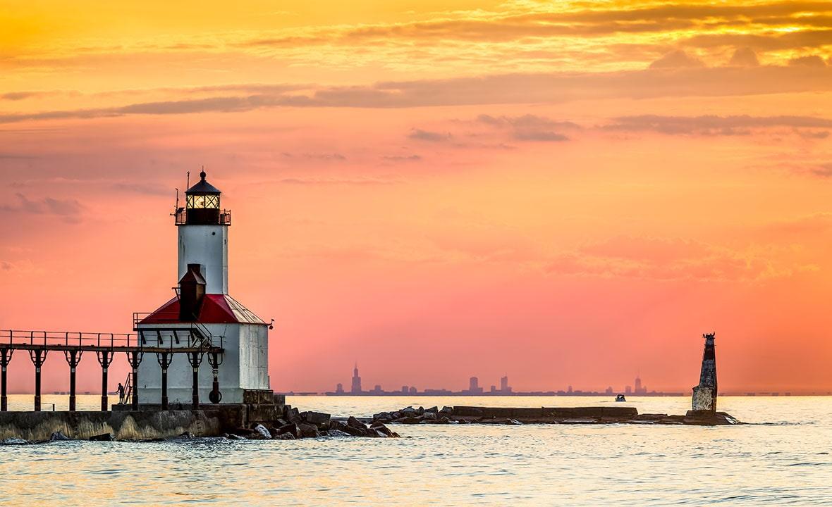 Indiana Lighthouse