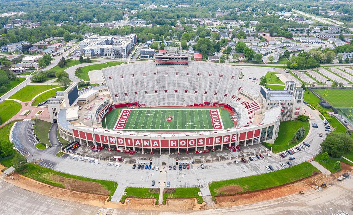 Indiana Memorial Stadium