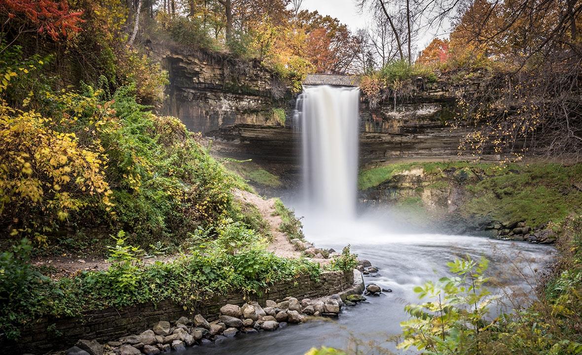 Minnesota Minnehaha Falls