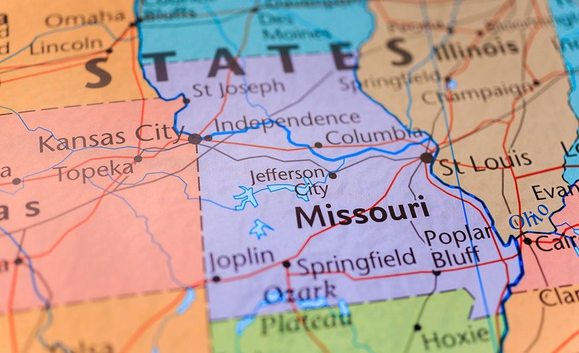 Missouri Map