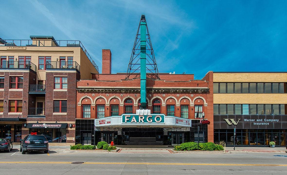North Dakota Fargo Theater