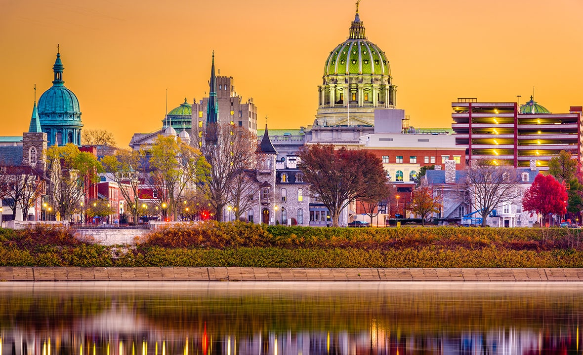 Pennsylvania Harrisburg