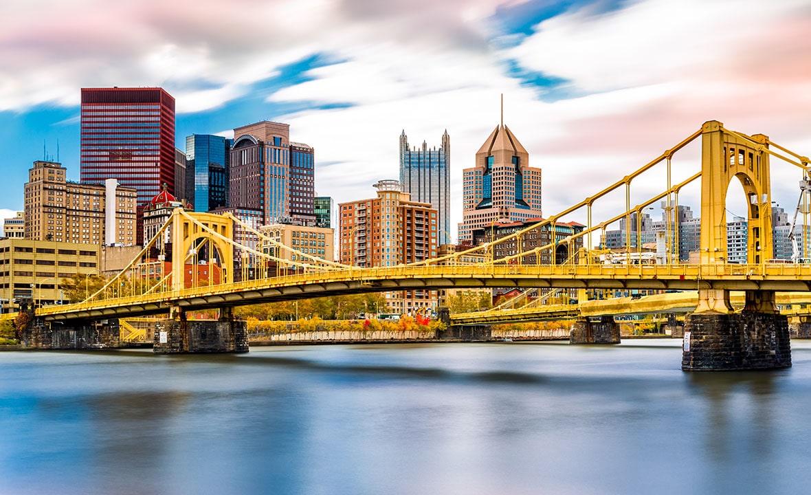 Pennsylvania Rachel Carson Bridge