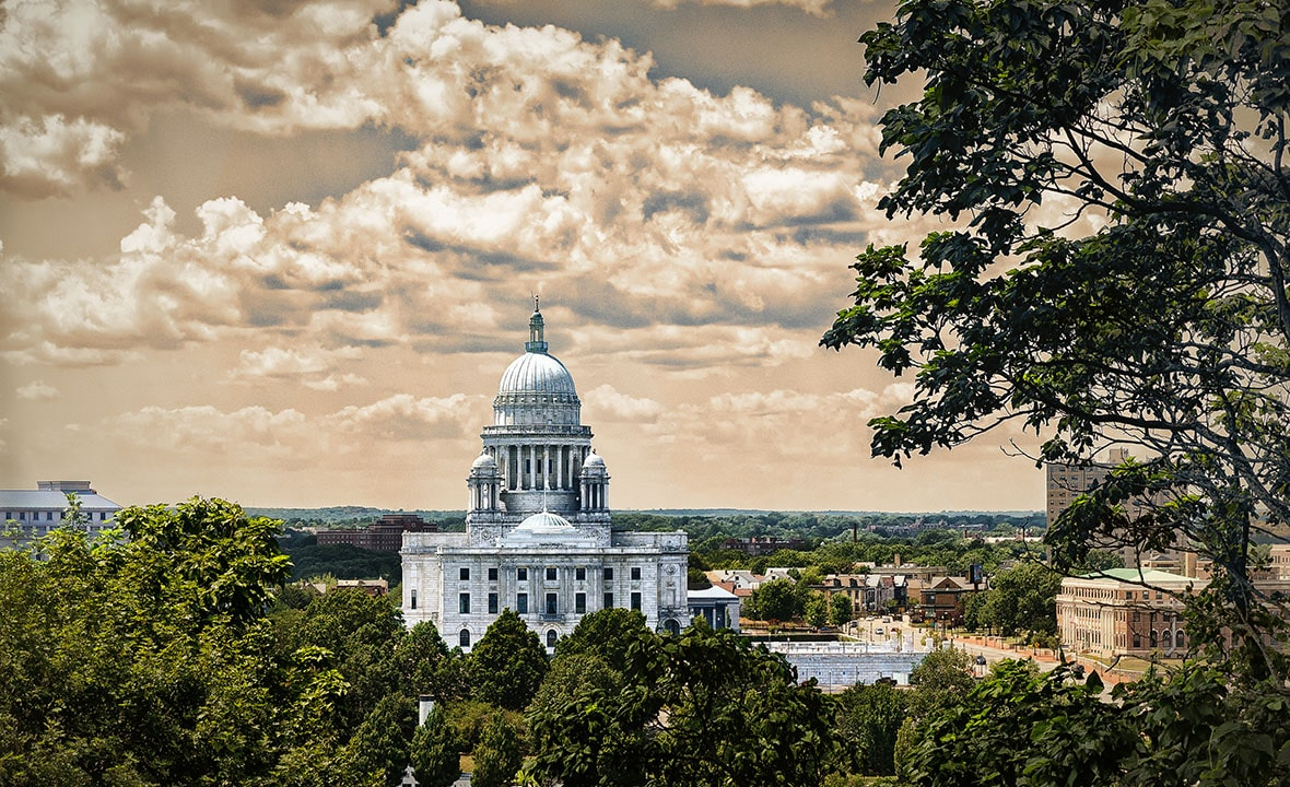 Rhode Island Capitol Build