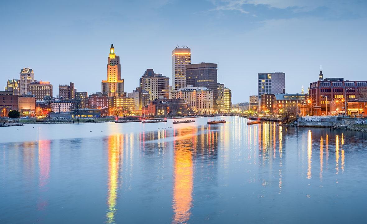 Rhode Island Providence River