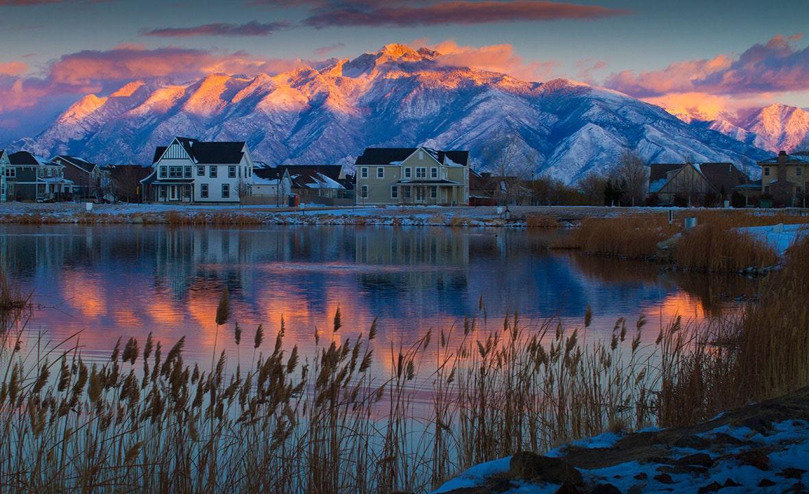 Utah Daybreak