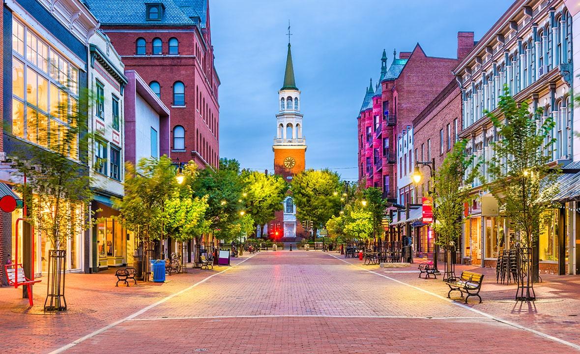 Vermont Burlington