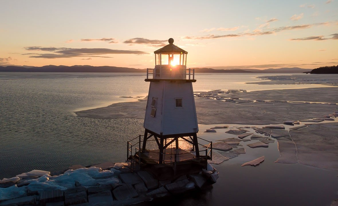 Vermont Lighthouse