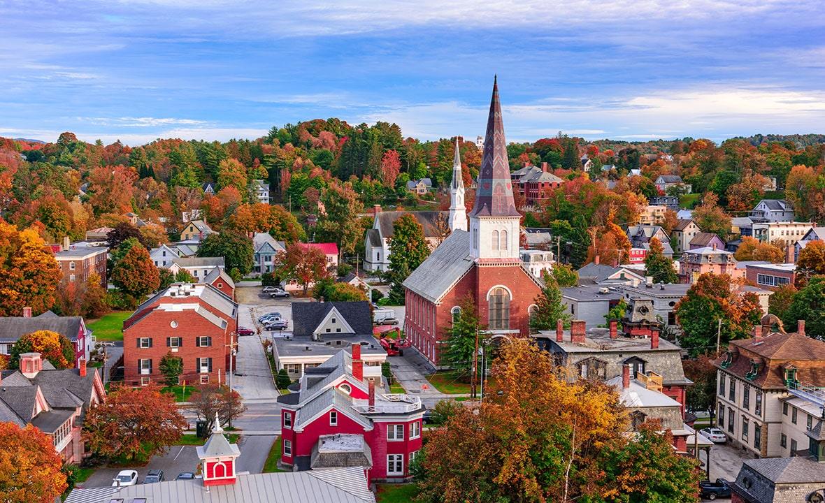 Vermont Montpelier