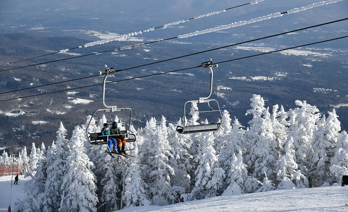 Vermont Stove Ski Resort