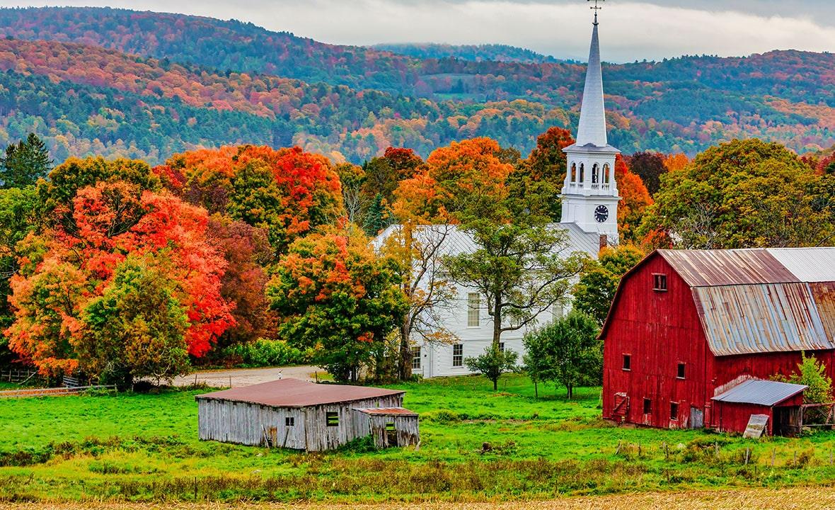 Vermont Woodstock