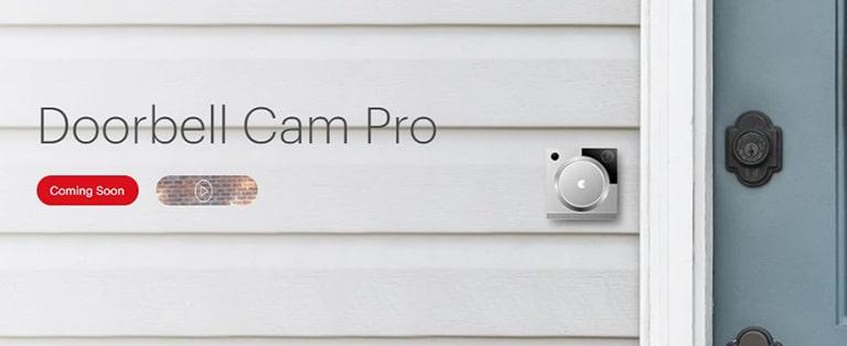 August Doorbell Camera Pro