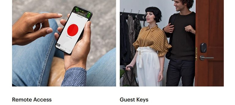August Smart Lock Auto-Unlock
