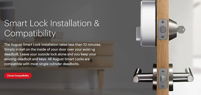 August Smart Lock Installation and Setup