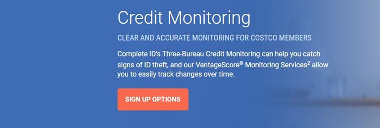 Complete ID Annual 3 Bureau Credit Monitoring
