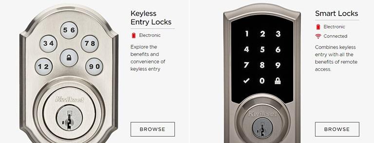Kwikset Keypad and Access