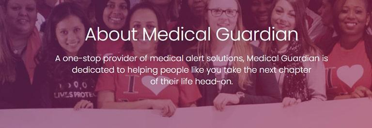 Medical Guardian Background Information