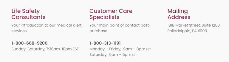 Medical Guardian Customer Experience