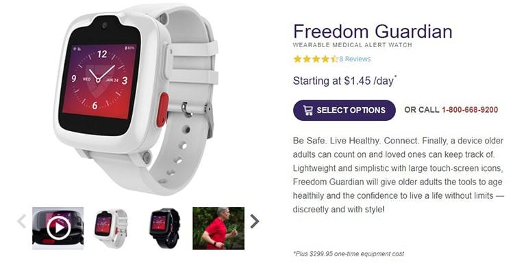 Medical Guardian Freedom Guardian