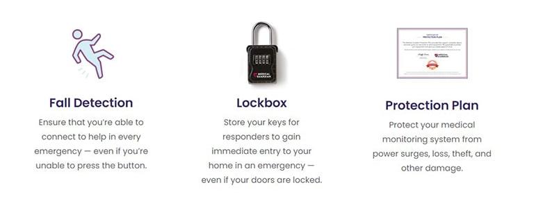 Medical Guardian Lock Box