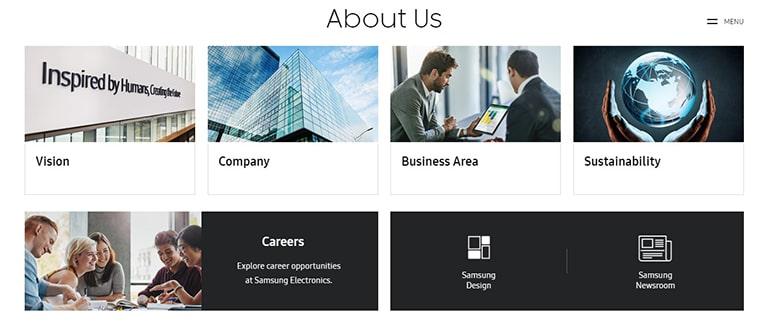 Samsung Background Information
