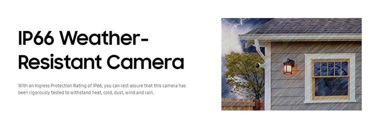 Samsung Weather Resistant